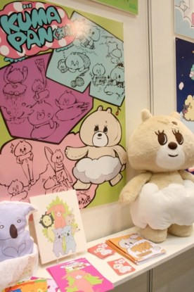 「LICENSING ASIA」展示コーナー