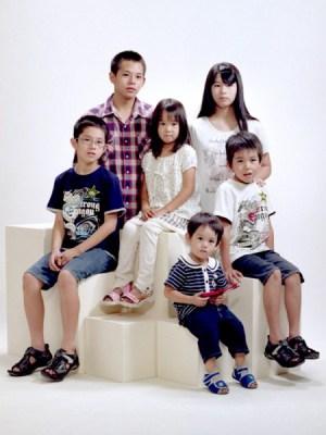 家族の宝物