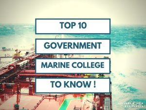 Top 10 Government Merchant Navy Colleges in India