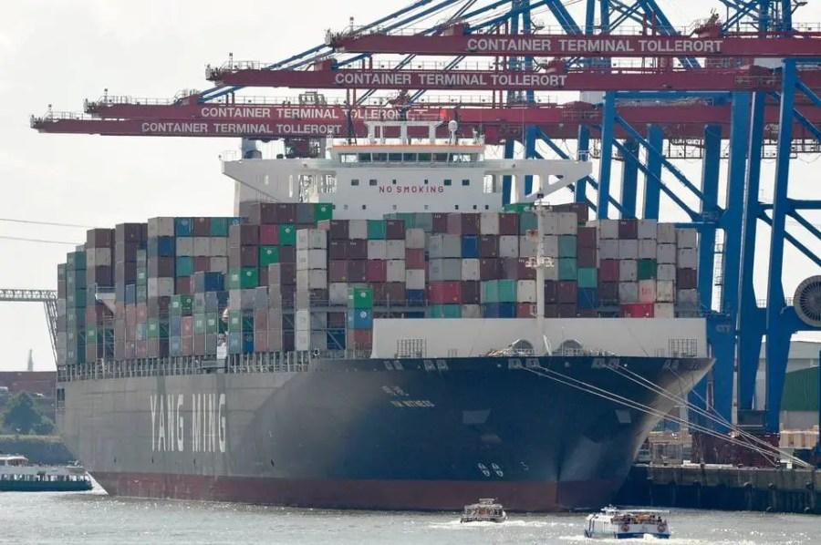 The Yang Ming Marine Transport Corporation