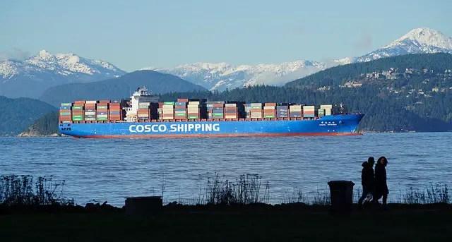 China Ocean Shipping Company ( COSCO )