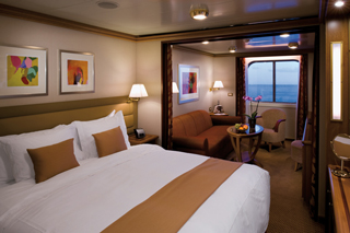 Silver Spirit Cabins And Staterooms
