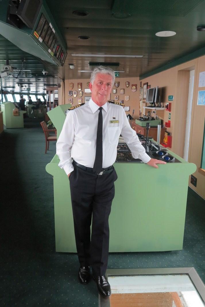 Reunion: Captain Kevin Oprey