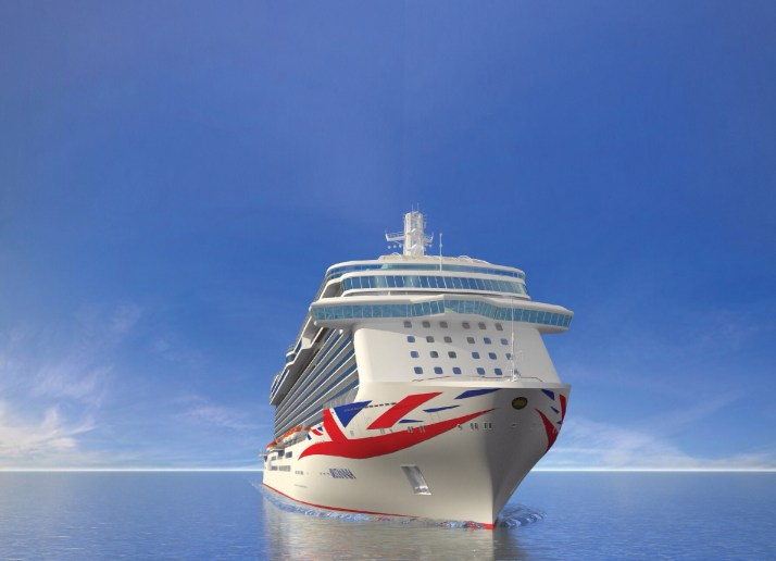 Britannia: One of the ships launching next year