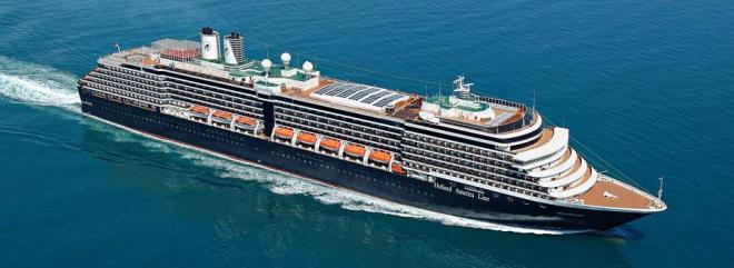 The Holland America ship Westerdam (Picture: Holland America)