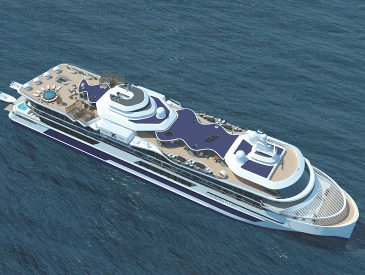 Celebrity Cruises announces new 'eco-friendly' luxury ship ...
