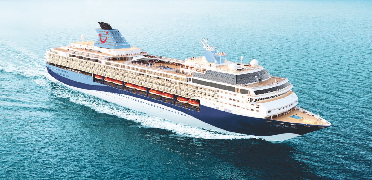 Marella Explorer 2 To Be Cruise Line S First Adult Only Ship As Entire Fleet Goes All Inclusive