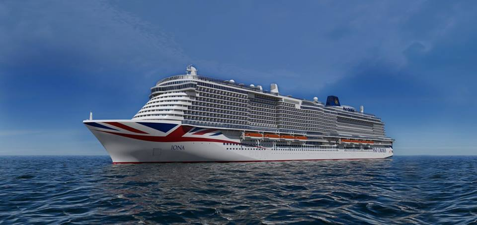 New P&O Cruises ship Iona will retain formal nights - and have its own gin distillery