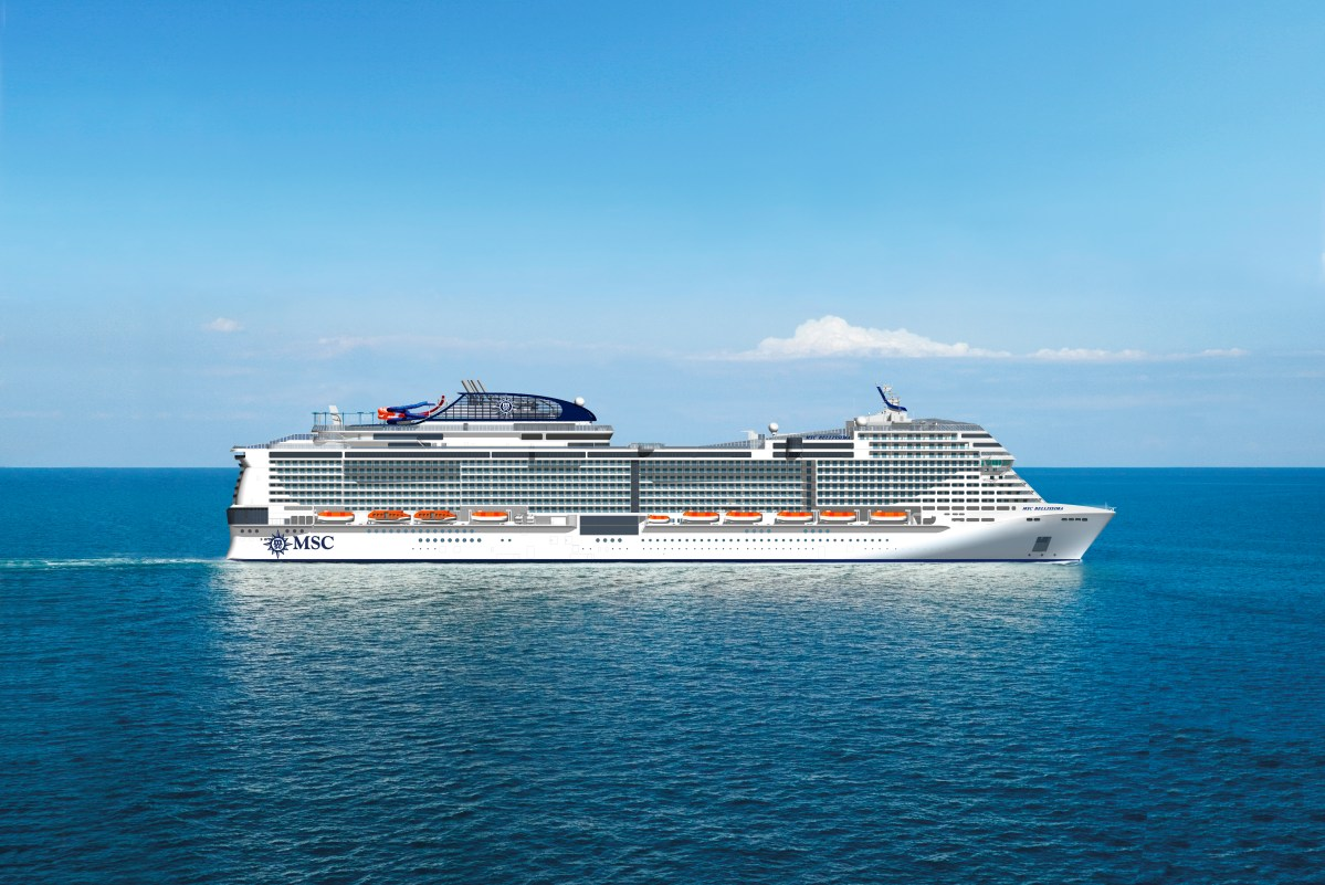 New ship announced for MSC Cruises, bringing ten-year total to 13