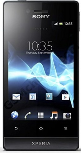 Sony Xperia Miro ST23A Unlocked Android Phone with 5 MP