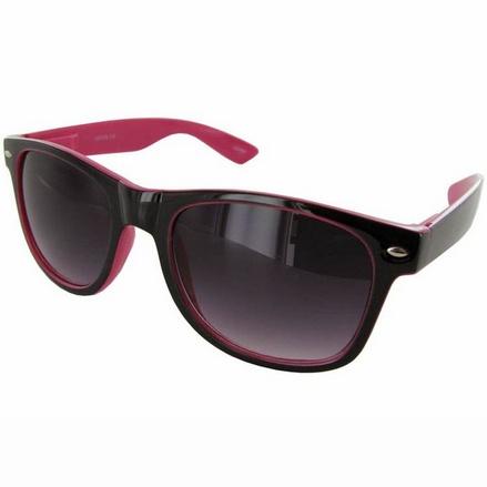 Wayfarer Style Multi-Color Sunglasses