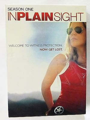 In Plain Sight The Complete First Season 1 (DVD 2009 3-Disc Set)