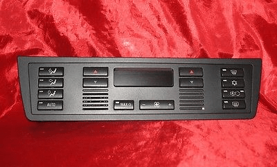 BMW E53 X5'es AC Air Conditionig Climate Heater Control Unit MAX button 12  pins! – For Sale