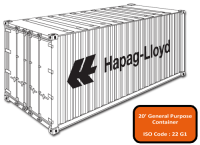 shipper owned container and carrier owned container