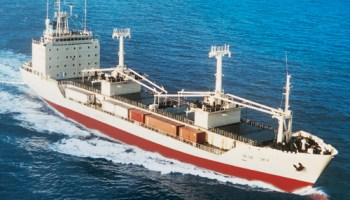 Types of Cargo Ships