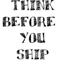 think - Top 10 Things to Keep In Mind When Shipping Overseas
