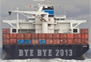 Image for bye bye 2013