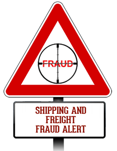 Safeguard against shipping and freight fraud