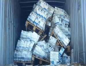 Image for cargo damage