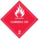 Class 2 Flammable Gas