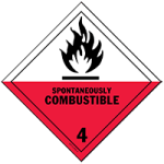 Class 4 Combustible