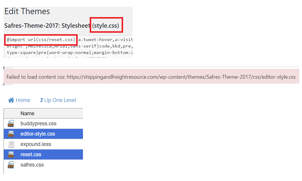 WP-Error
