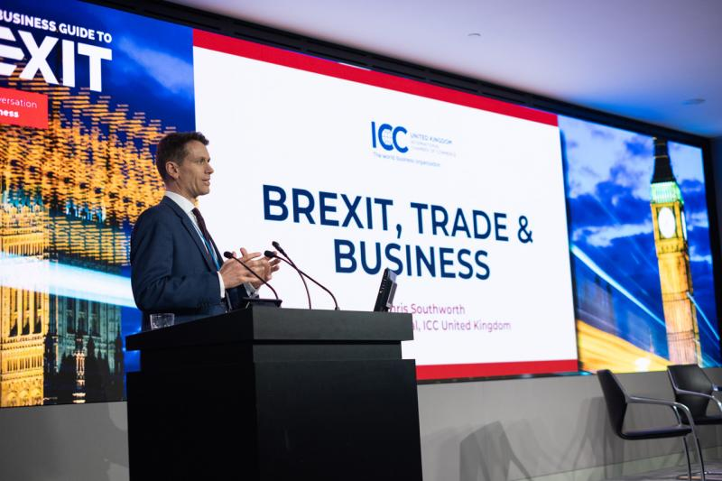 Brexit Business Event - Shipping and Freight Resource