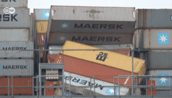 MSC Zoe containers overboard - interesting development