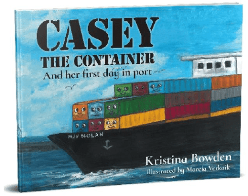 Casey the Container - shipping and freight resource - containercasey