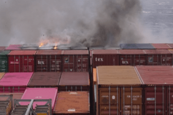 Yantian Express fire Investigation