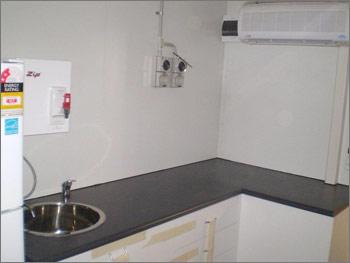 Lunch Room Kitchen