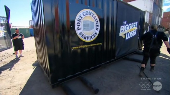 Biggest Loser 2014 Container Challenge