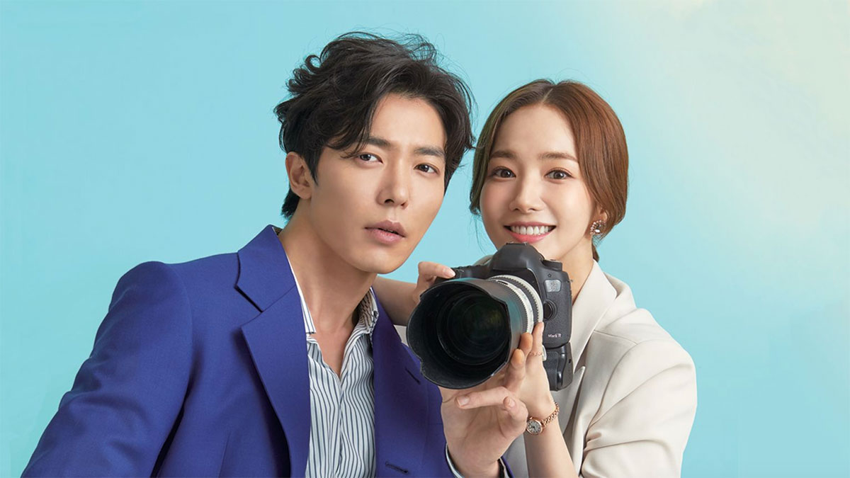 Ryan and Deok-mi in Her Private Life