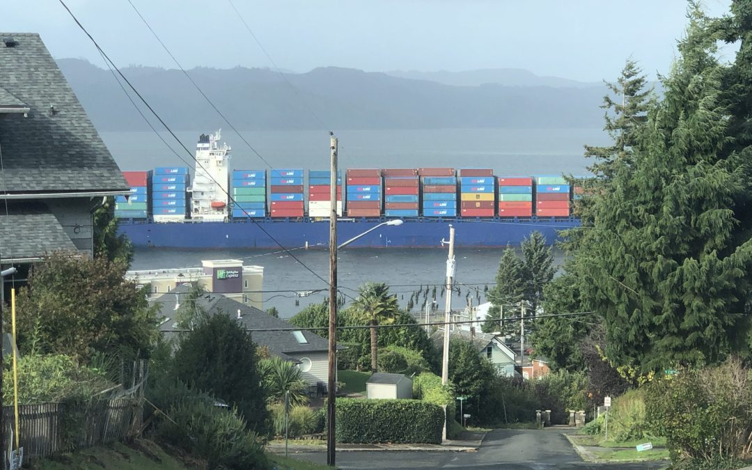 Steep rises in shipping costs mean higher prices for consumers