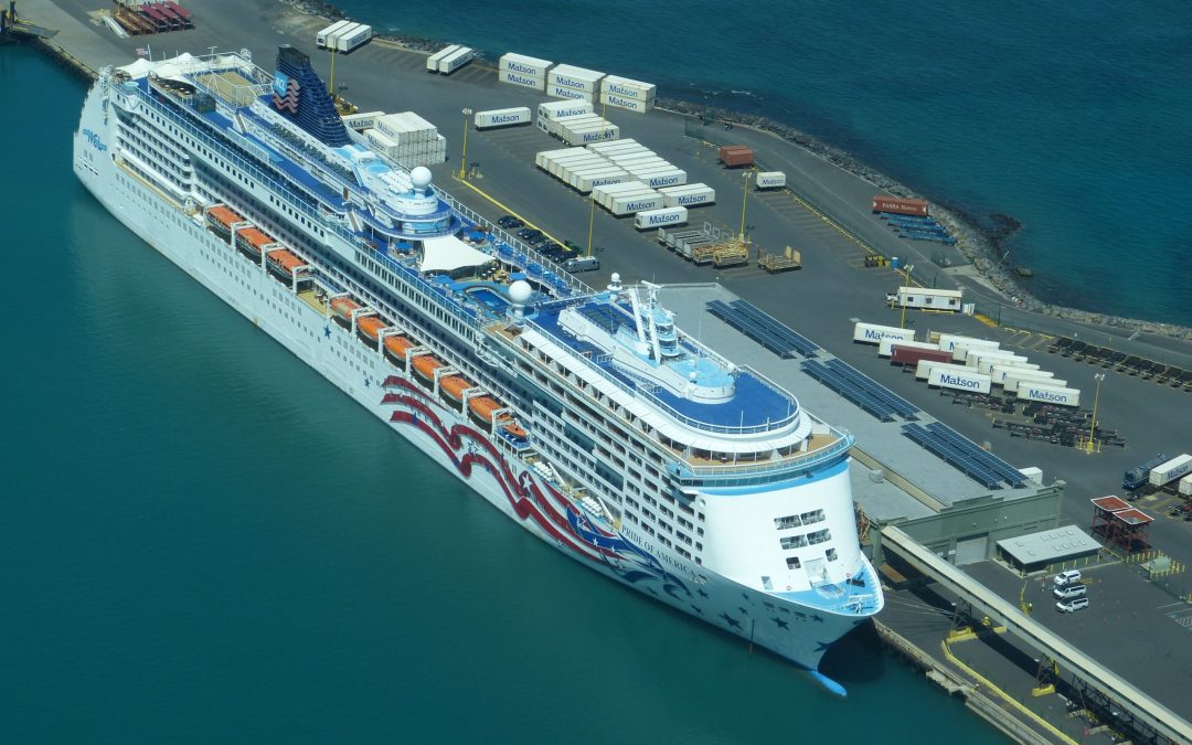 Another cruise ship will be stored in Astoria