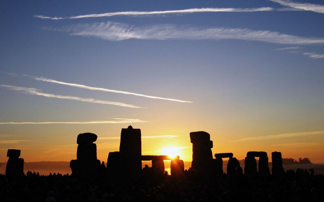 Today marks the Summer Solstice in the Northern Hemisphere