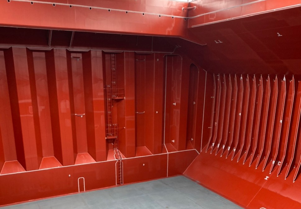 Interview Series: A look at cargo holds, Part 5