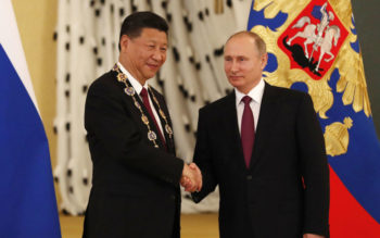 Putin-and-Xi- China