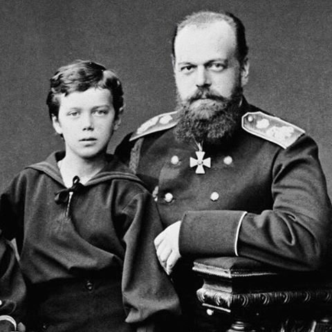 Nicholas and his father