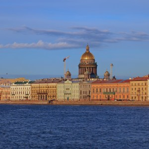 Brits in St. Petersburg - SAFS Guide / off-the-beaten-track tour St. Petersburg