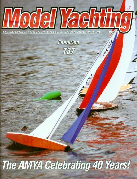 1998 2007 RC Model Sailboat Magazines