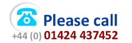 Please call 01424 437452