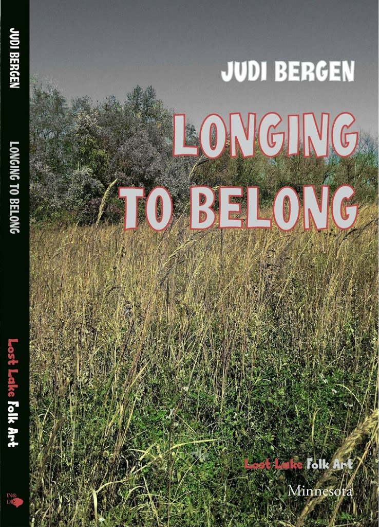 Longing to Belong by Judi Bergen