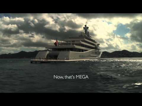 The Mega Yacht Eclipse