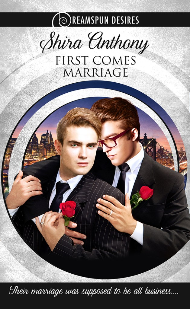 Book Cover: First Comes Marriage