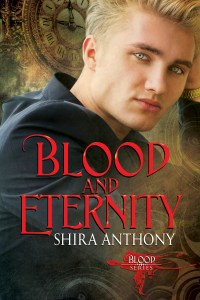 Book Cover: Blood and Eternity
