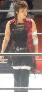 魔弓 尾崎 尾崎魔弓(女子プロ)が悪役レスラーの保育士で社長って凄い!