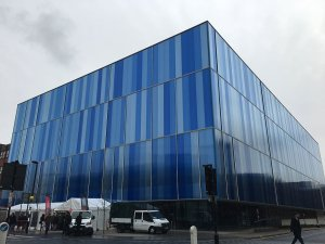 The Grand Opening of Sapphire Ice and Leisure Centre