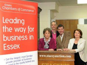 A publicity photograph for ECC