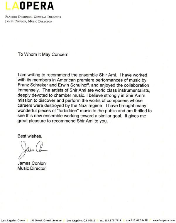 Letter Of Recommendation For Child Care  Template